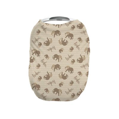 Obasi's Elephant Expedition | Car Seat Cover (Multi-Use)