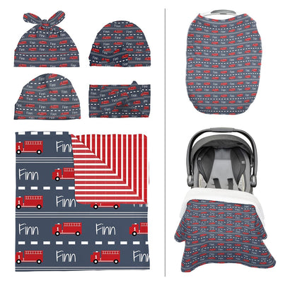 Finn's Firetruck | Take Me Home Bundle