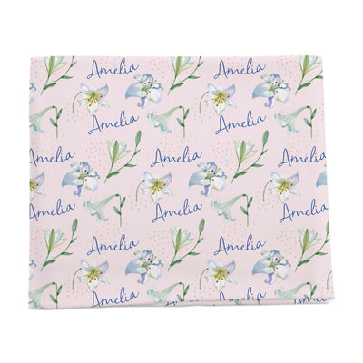 Amelia's Lovely Lily | Swaddle