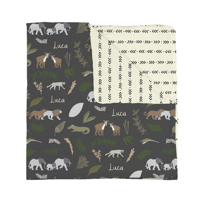 Azizi's Safari | Swaddle
