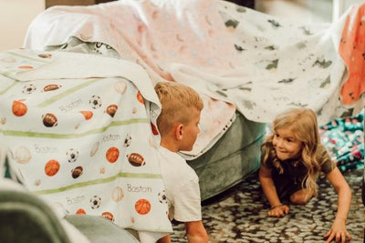Sean's Sports | Big Kid Blanket