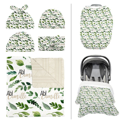 Abi's Sketchy Greenery | Take Me Home Bundle