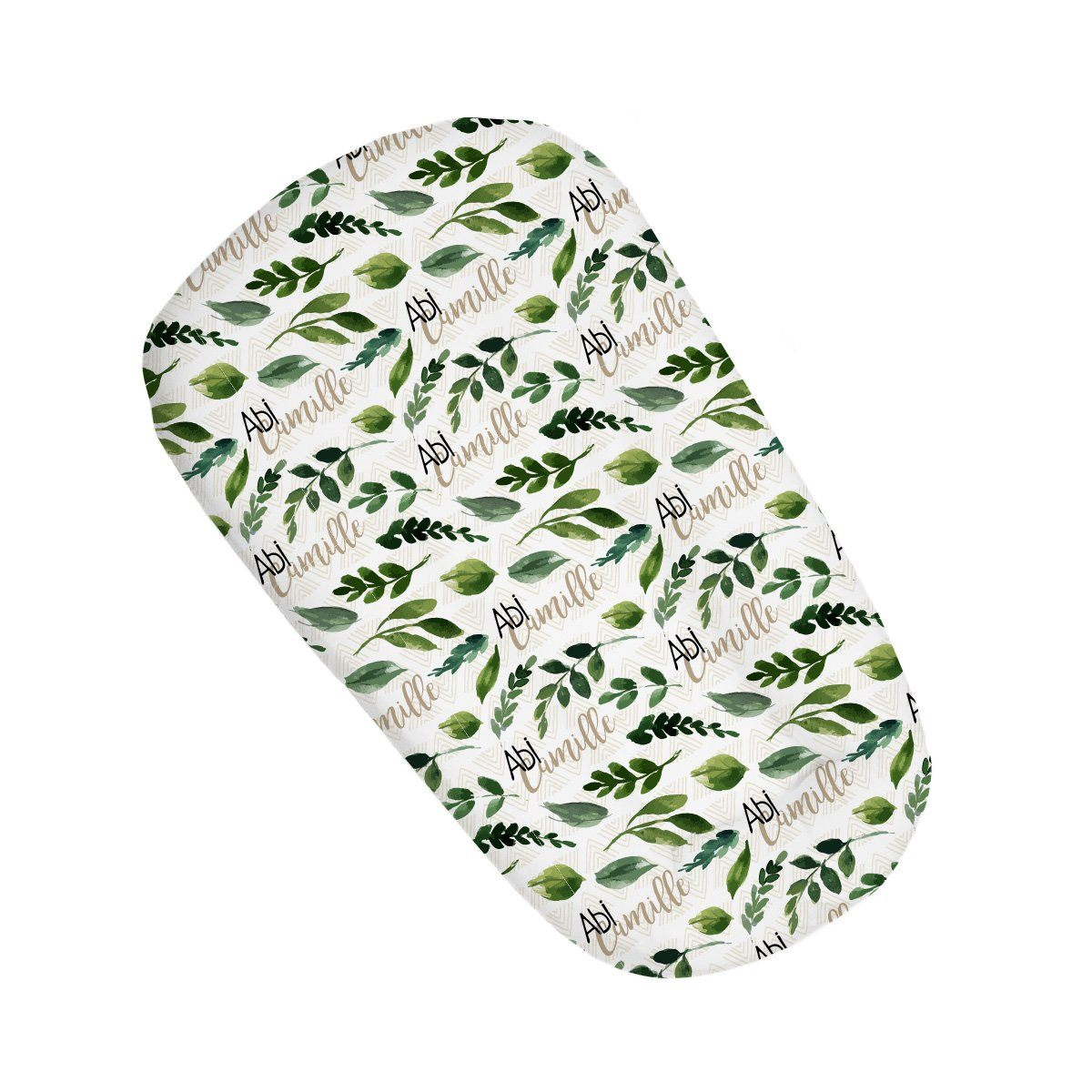 Abi's Sketchy Greenery | Sleep Nest Covers for DockATot™