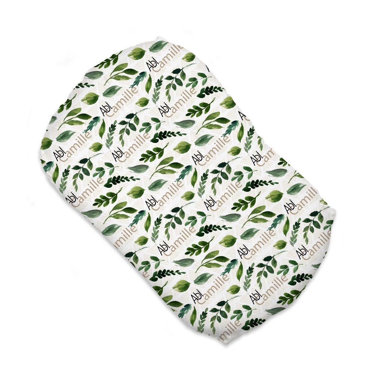 Abi's Sketchy Greenery | Sleep Nest Covers for SnuggleMe Organic™