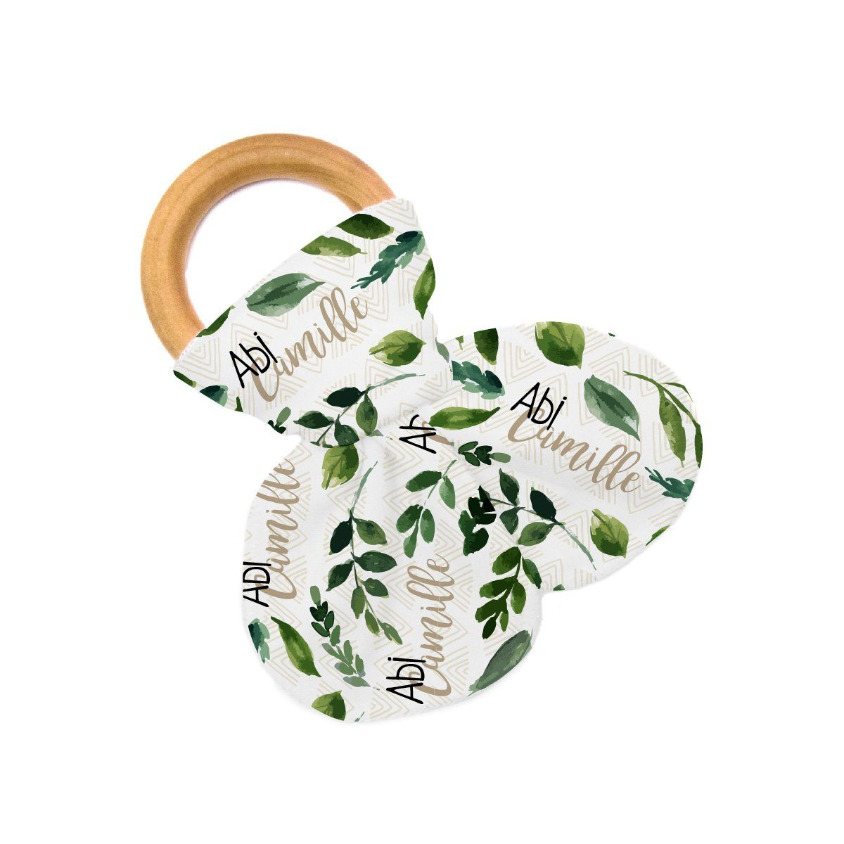 Abi's Sketchy Greenery | Teether