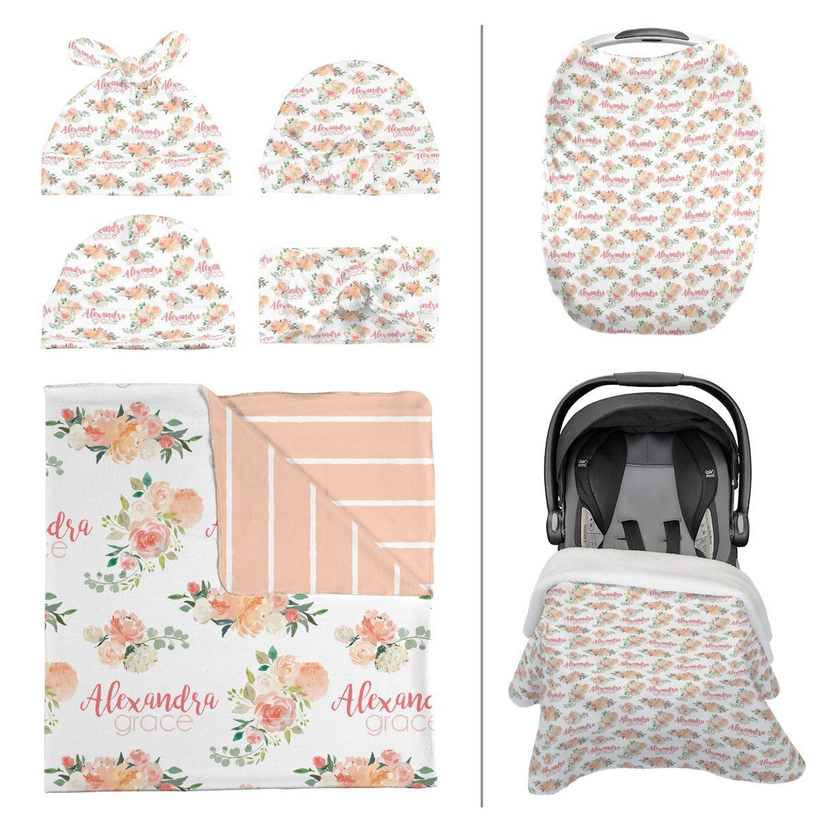 Alexandra's Springtime Floral | Take Me Home Bundle
