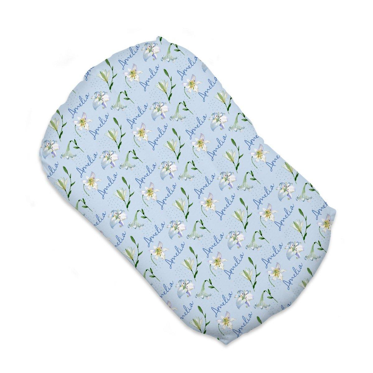 Amelia's Lovely Lily | Sleep Nest Covers for SnuggleMe Organic™