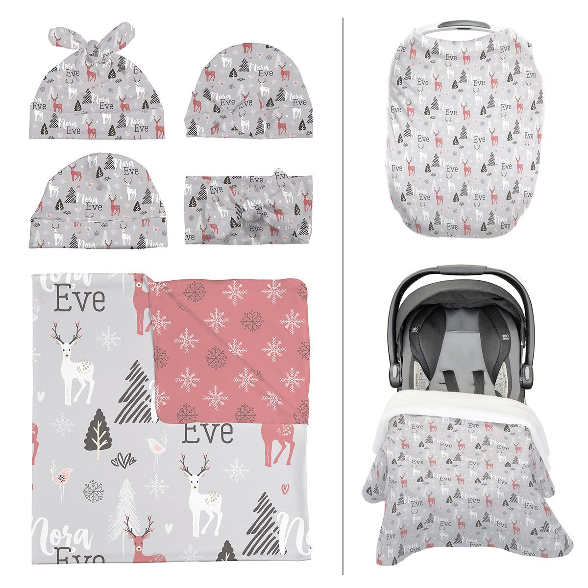Amina's Winter Wonderland | Take Me Home Bundle
