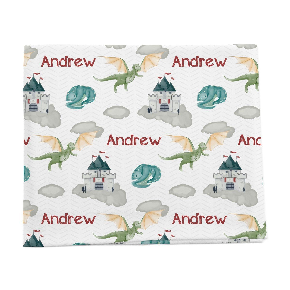 Andrew's Castle and Dragons | Swaddle