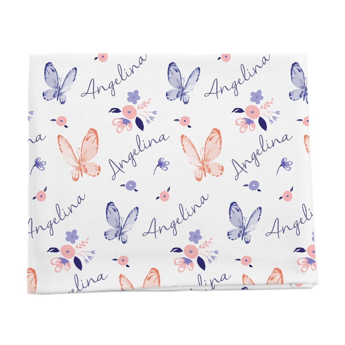 Angelina's Summer Butterfly | Swaddle