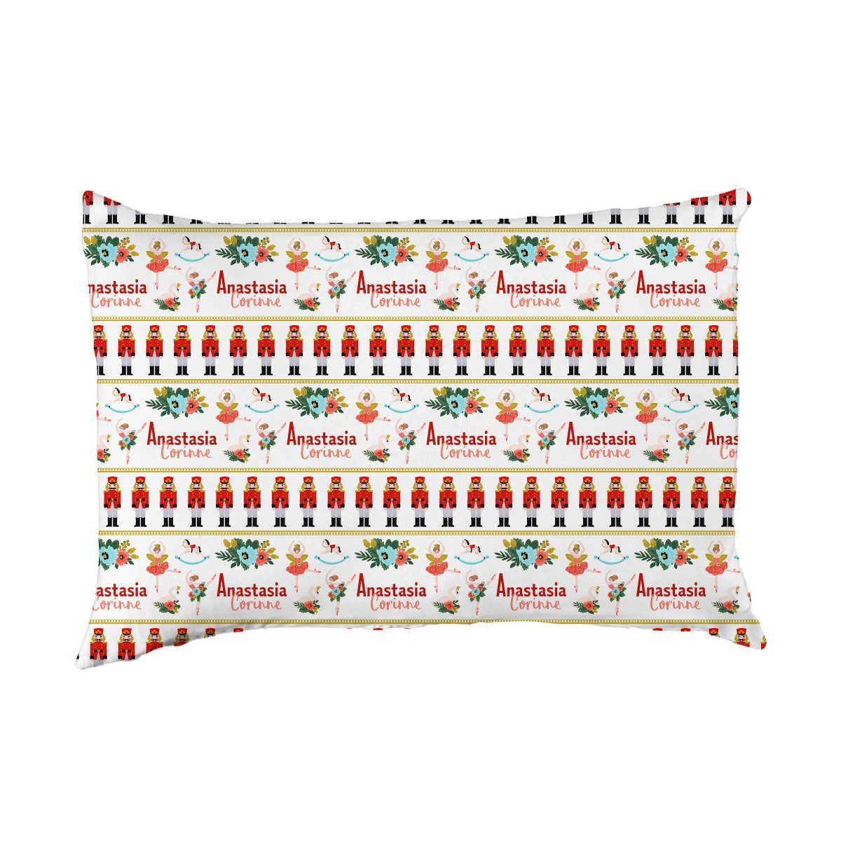 Anna's Nutcracker Tale | Big Kid Pillow Case
