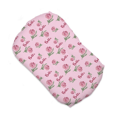 Amelia's Antique Rose | Sleep Nest Covers for SnuggleMe Organic™