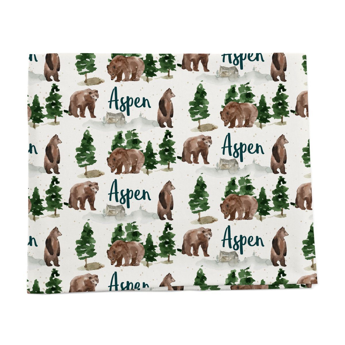 Aspen's Brown Bear | Swaddle