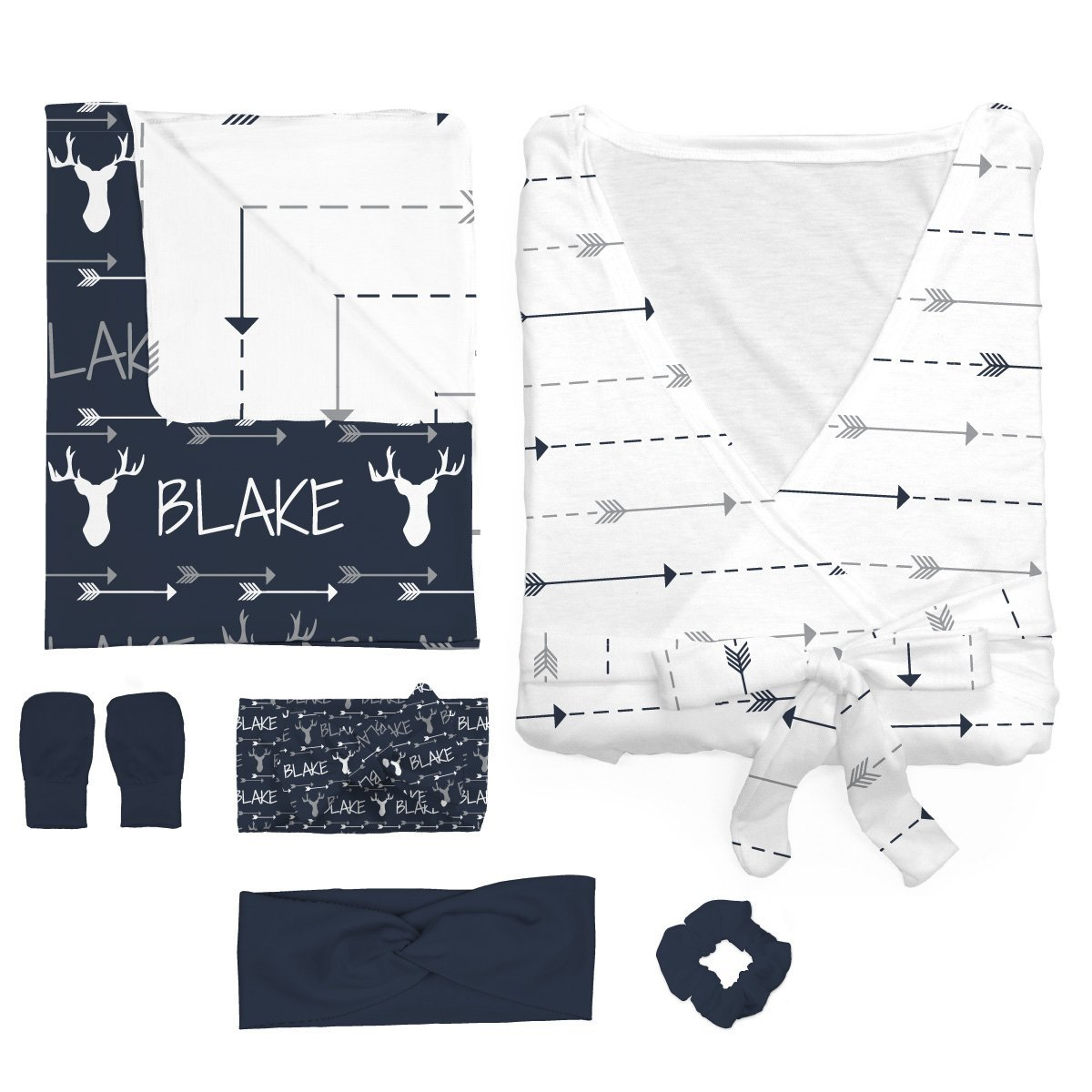 Blake's Buck and Arrows | Mommy & Me Bundle