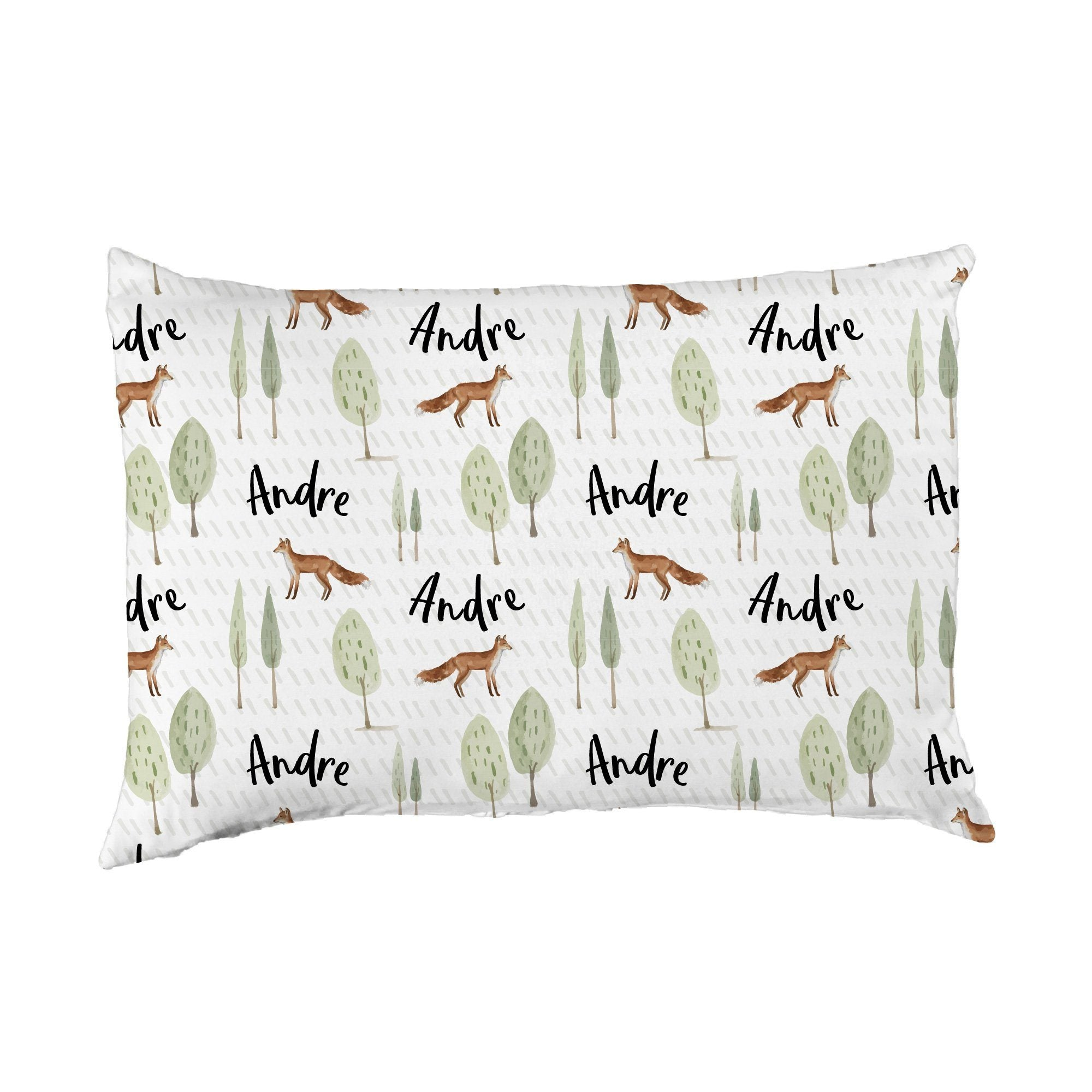 Brene's Walk Through the Woods | Big Kid Pillow Case