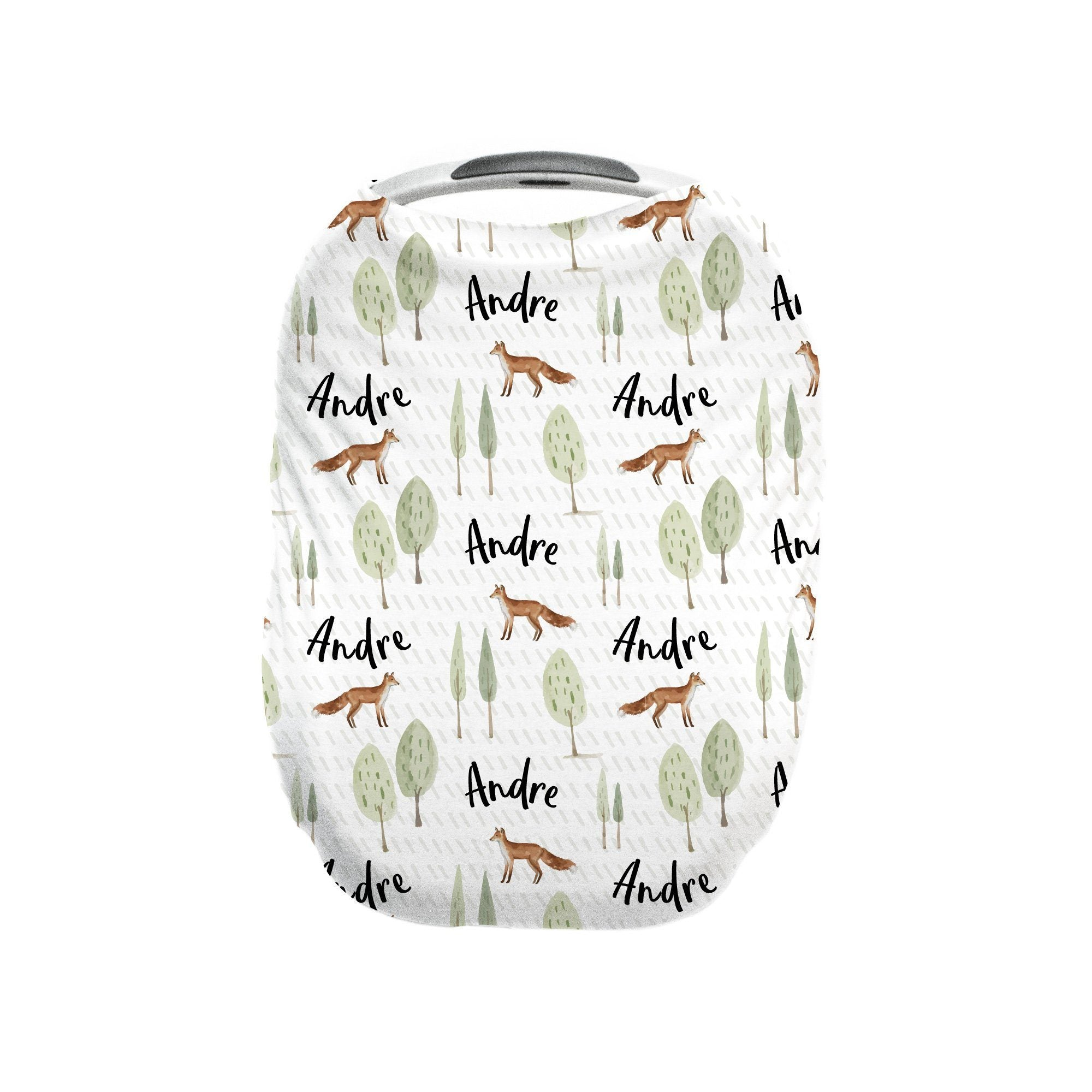 Brene's Walk Through the Woods | Multi-Use Cover