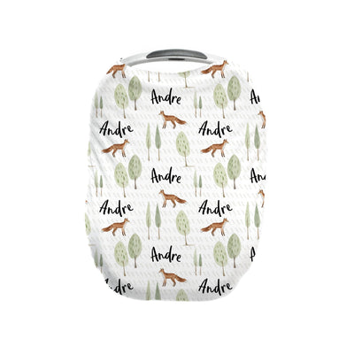 Brene's Walk Through the Woods | Car Seat Cover (Multi-Use)