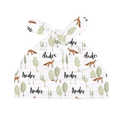 Brene's Walk Through the Woods | Swaddle and Hat Set