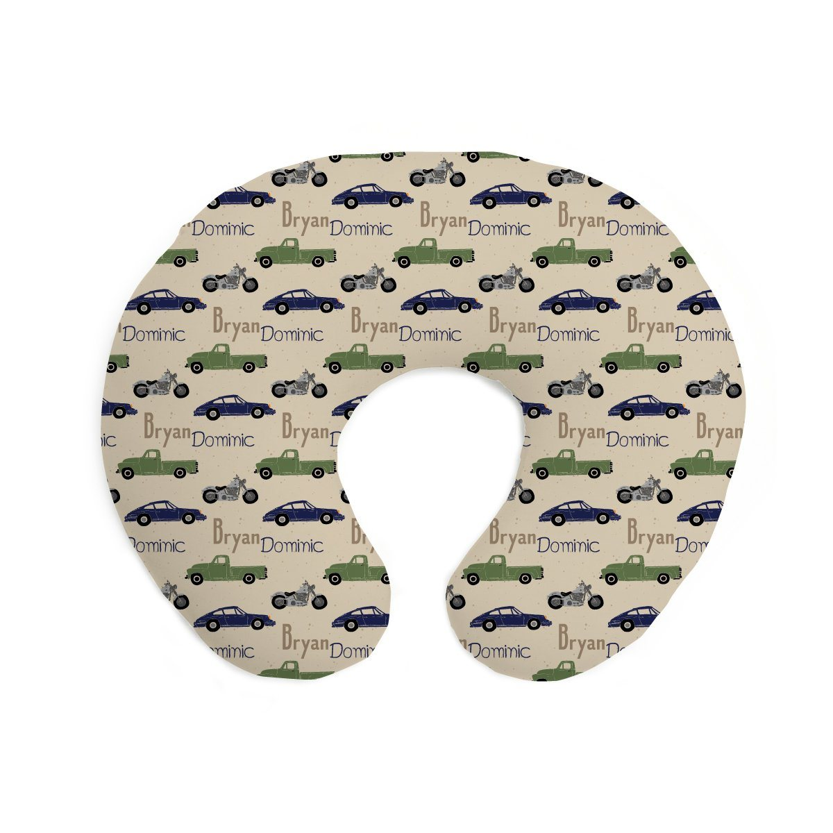 Bryan's Car Show | Pillow Cover for Boppy®