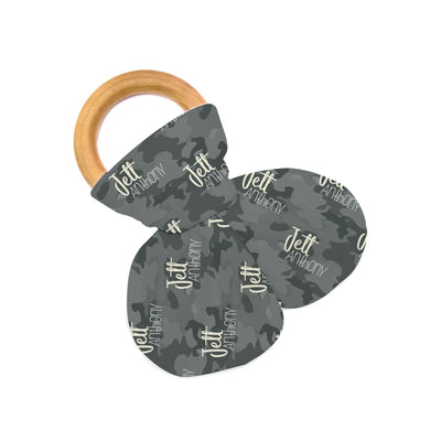 Jett's Graphite Camo | Teether