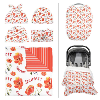 Eleanor's Poppies | Take Me Home Bundle