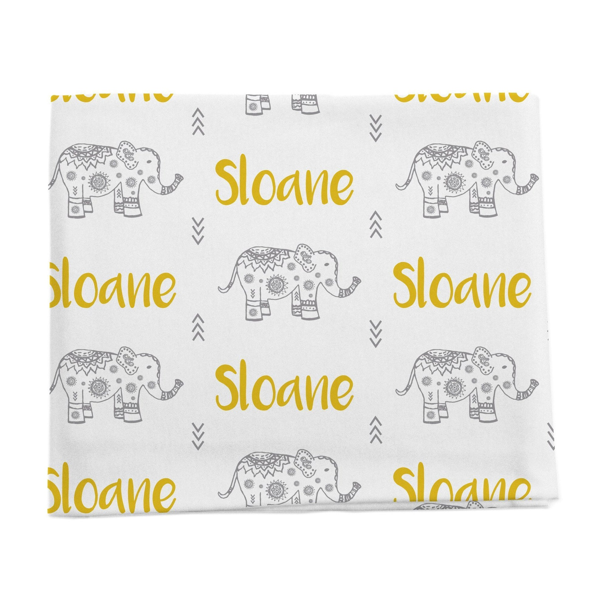 Oliver's Elephant Parade | Swaddle