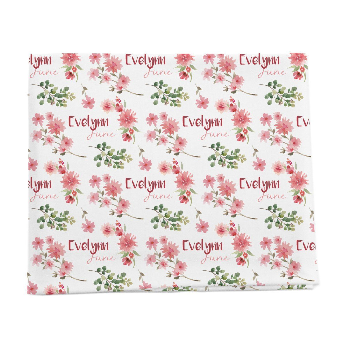 Evelynn's Spring Blossoms | Swaddle