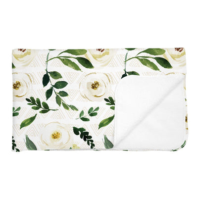 Valencia's Floral Tribe | Adult Size Blanket