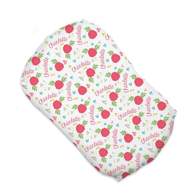 Freya's Spring Floral | Sleep Nest Covers for SnuggleMe Organic™