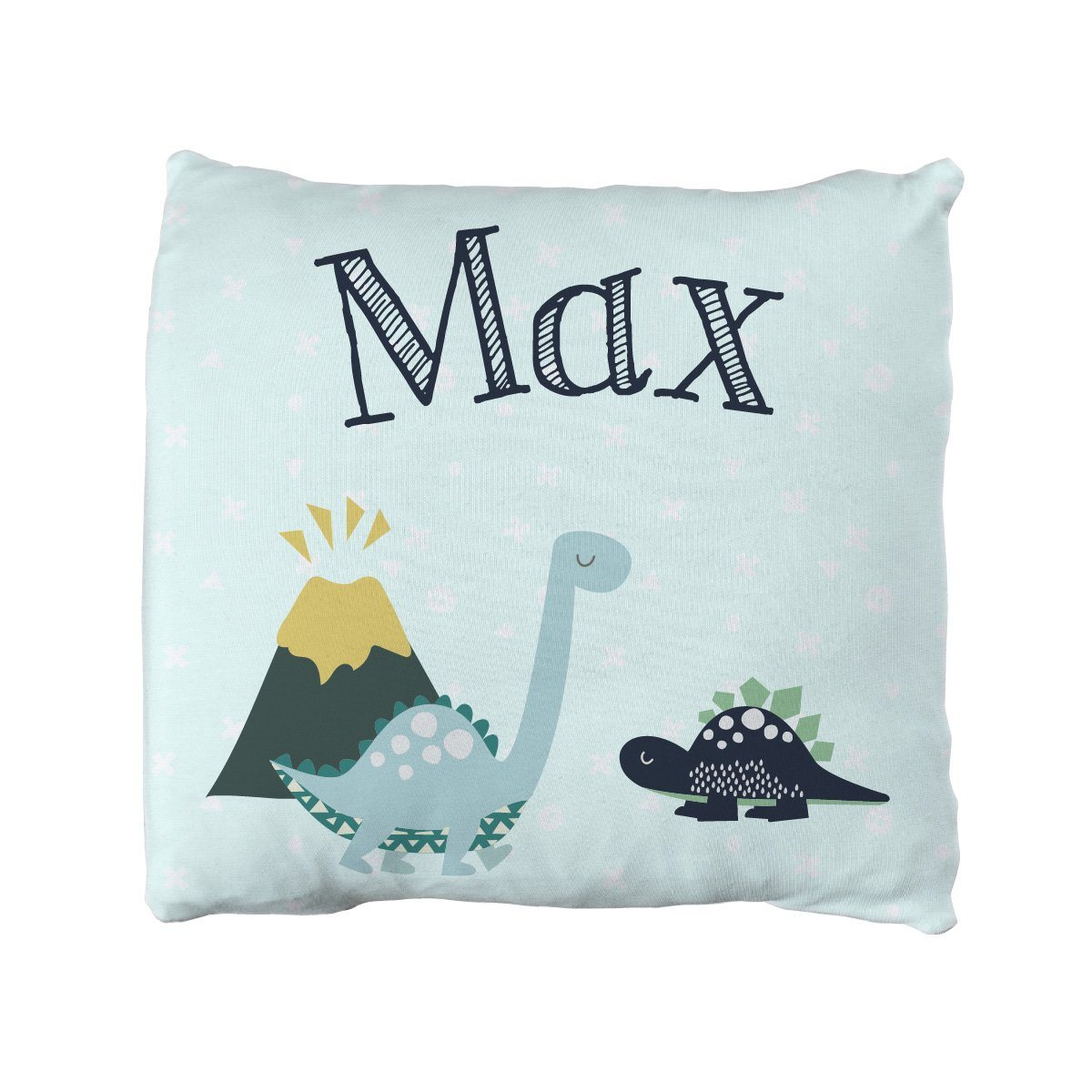 Greg's Dino Adventure | Big Kid Throw Pillow