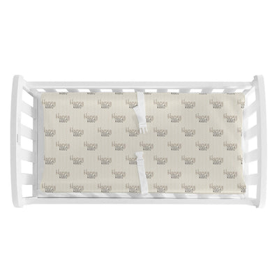 Harvey's Modern Herringbone | Changing Pad Cover