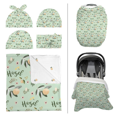 Hazel's Orange Blossoms | Take Me Home Bundle
