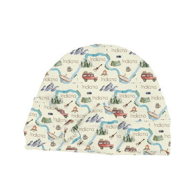 Indiana's Amazing Adventure | Swaddle and Hat Set