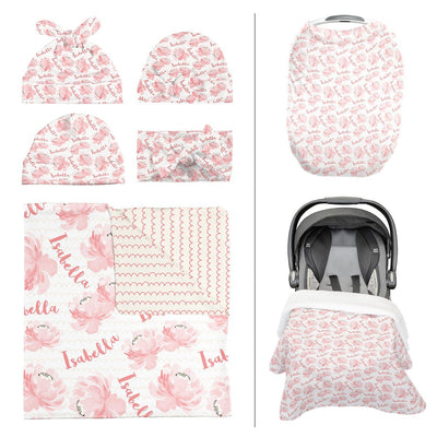 Isabella's Scallops and Peonies | Take Me Home Bundle