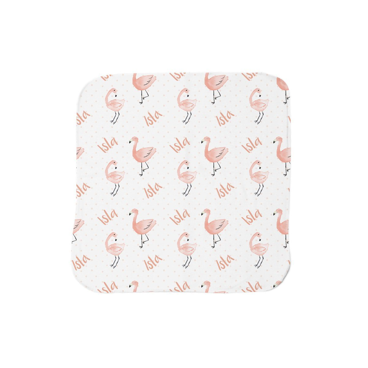 Isla's Fancy Flamingo | Lovey