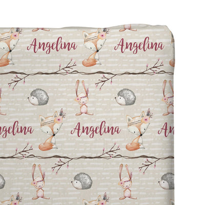 Issy's Forest Fox | Changing Pad Cover