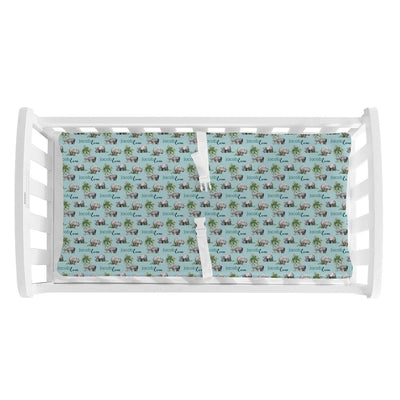 Jacob's Mighty Rhino | Changing Pad Cover