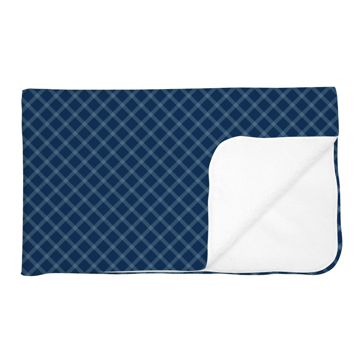 Jay's Mini Check | Adult Size Blanket