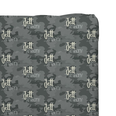 Jett's Graphite Camo | Changing Pad Cover