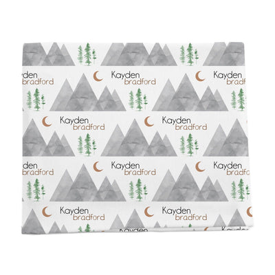 Kayden's Midnight Mountain | Swaddle