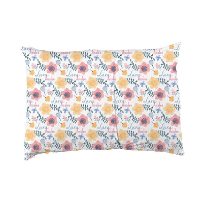 Lara's Fairy Floral | Big Kid Pillow Case