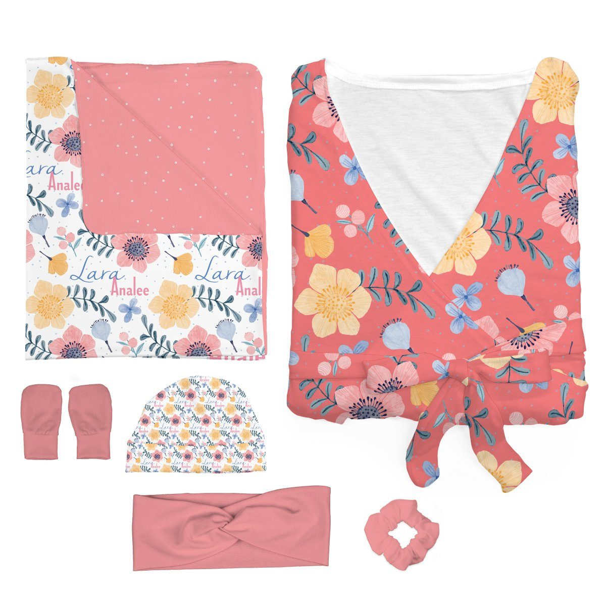 Lara's Fairy Floral  | Mommy & Me Bundle