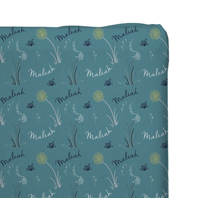 Melanie's Sending Wishes | Changing Pad Cover