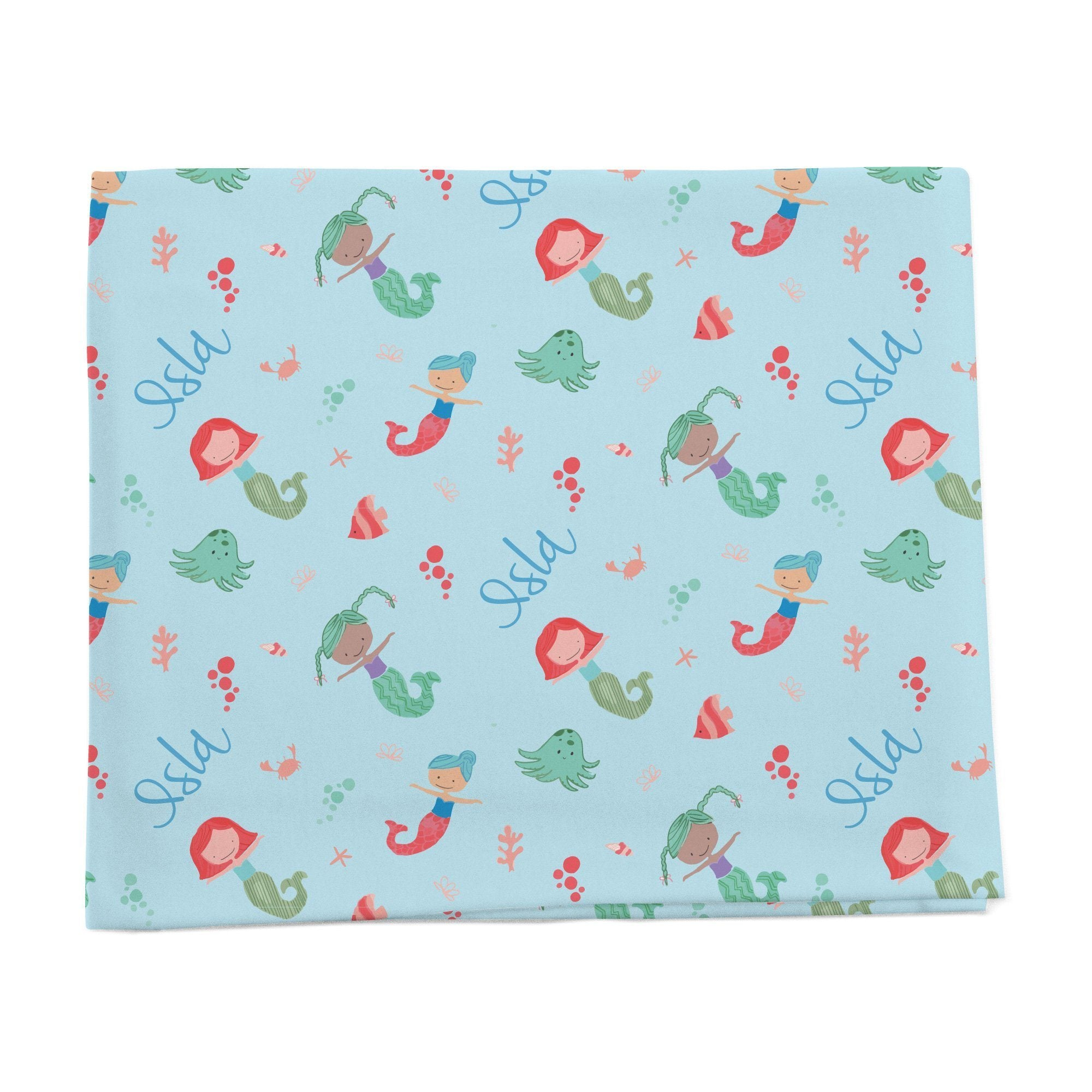 Ellie's Mermaids | Swaddle