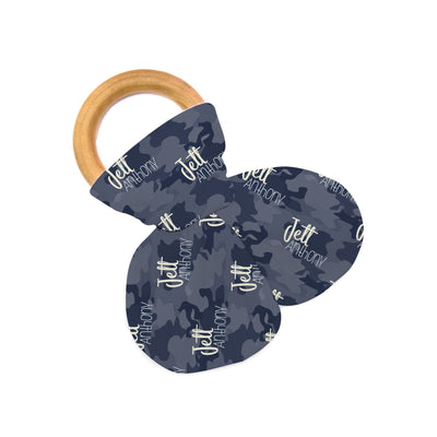 Maverick's High Seas Camo | Teether