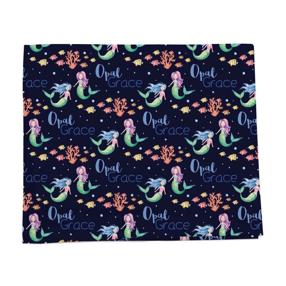 Opal's Mythical Mermaid | Swaddle