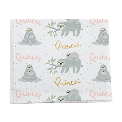 Quincee's Mama Sloth | Swaddle