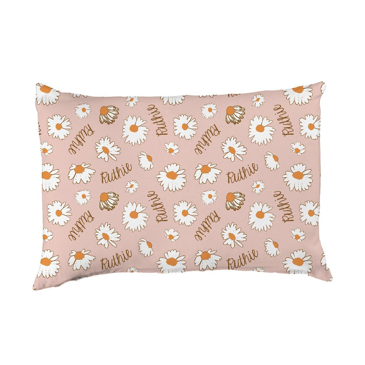 Ruthie's Far Out Floral | Big Kid Pillow Case