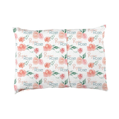 Ryan Rose | Big Kid Pillow Case