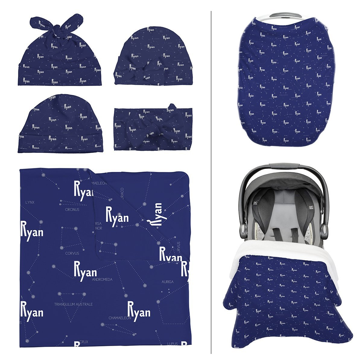 Ryan's Captivating Constellation | Take Me Home Bundle